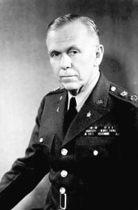 Gen. George C. Marshall photo in the public domain