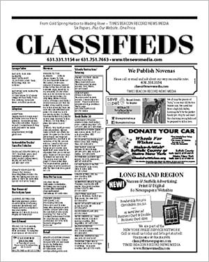 Classifieds - August 17, 2017
