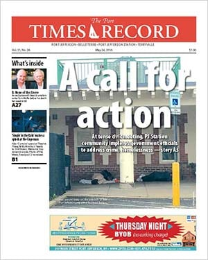 The Port Times Record - May 24, 2018