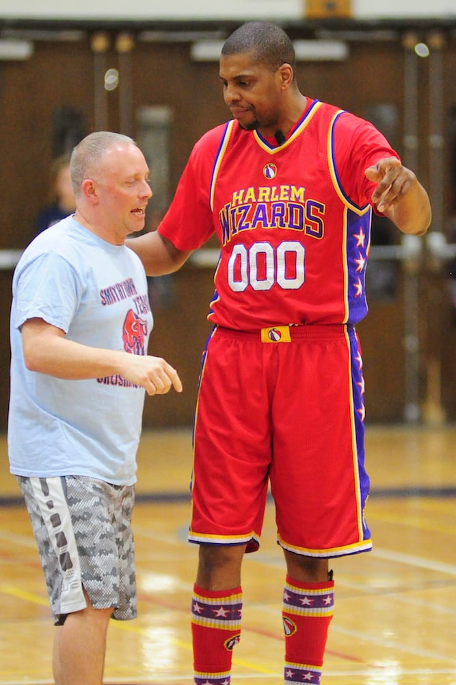 Harlem Wizards return to Smithtown to support DECA - TBR ...
