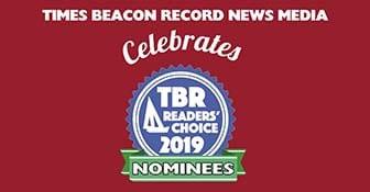 TBR Readers' Choice Nominees