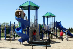 County and town laws previously restricted sex offenders from living near schools and playgrounds. File photo