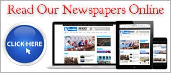 Read Our Newspapers Online