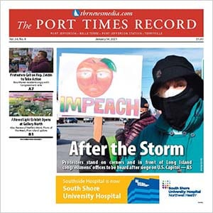 The Port Times Record - January 14, 2021